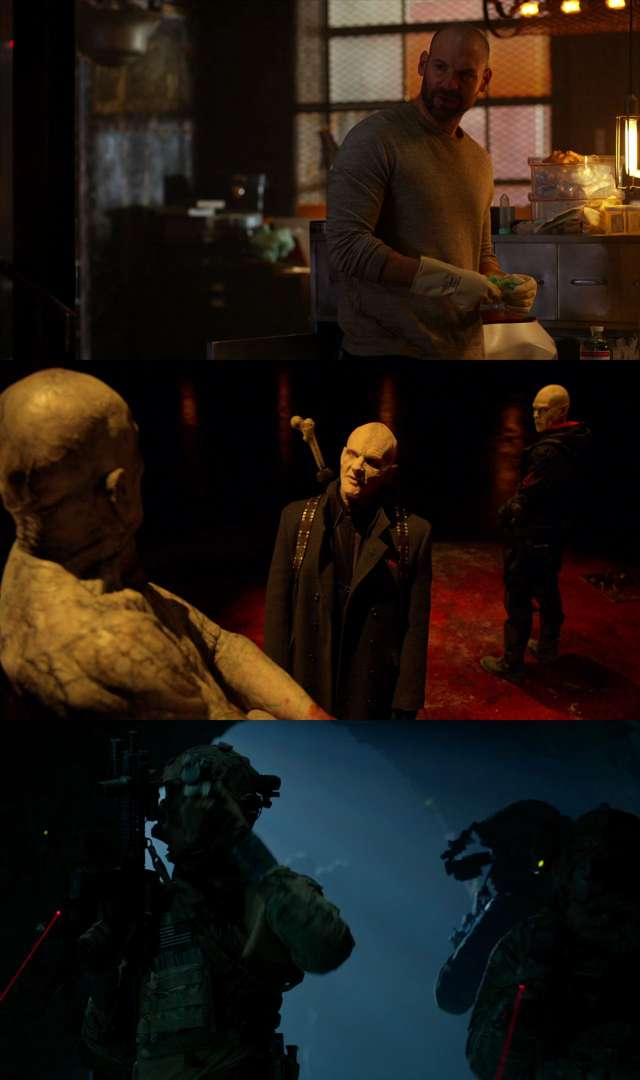 The Strain Temporada 3 Completa HD 720p Latino
