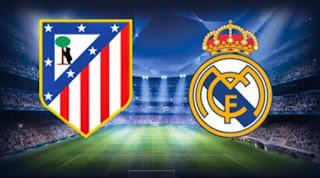 مشاهدة مباراة ريال مدريد ضد أتليتيكو مدريد بث مباشر 8/4/2018 أونلاين الدوري الإسباني