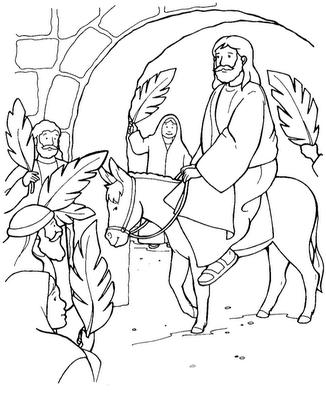 Sonhando Com Cores Pascoa Jesus Cristo Desenhos Para Colorir