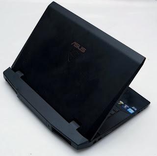Jual Laptop Gaming Asus ROG G73Sw Bekas