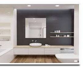 Bathroom ideas gray and brown HD full