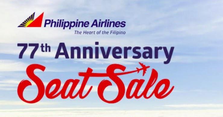 Manila Shopper Pal 77th Anniversary Seat Sale March 2018