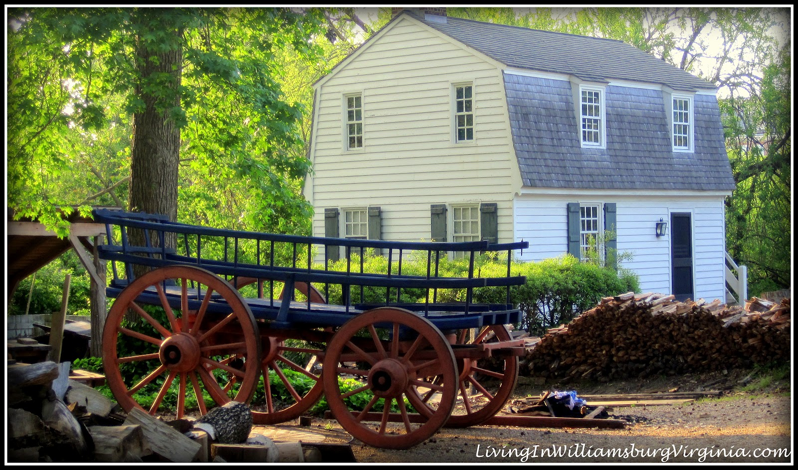 Life In Colonial Virginia
