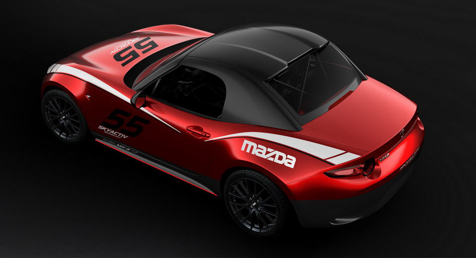The Good News Is Mazda S Mx 5 Nd Gets A Hardtop The Bad