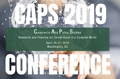 Complexity And Policy Studies Research and Practice for Social Good in a Complex World
