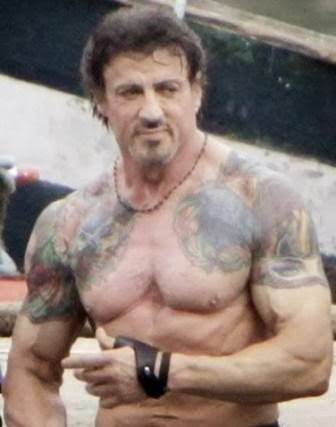 Sylvester Stallone Workout routine and Diet plan | Muscle
