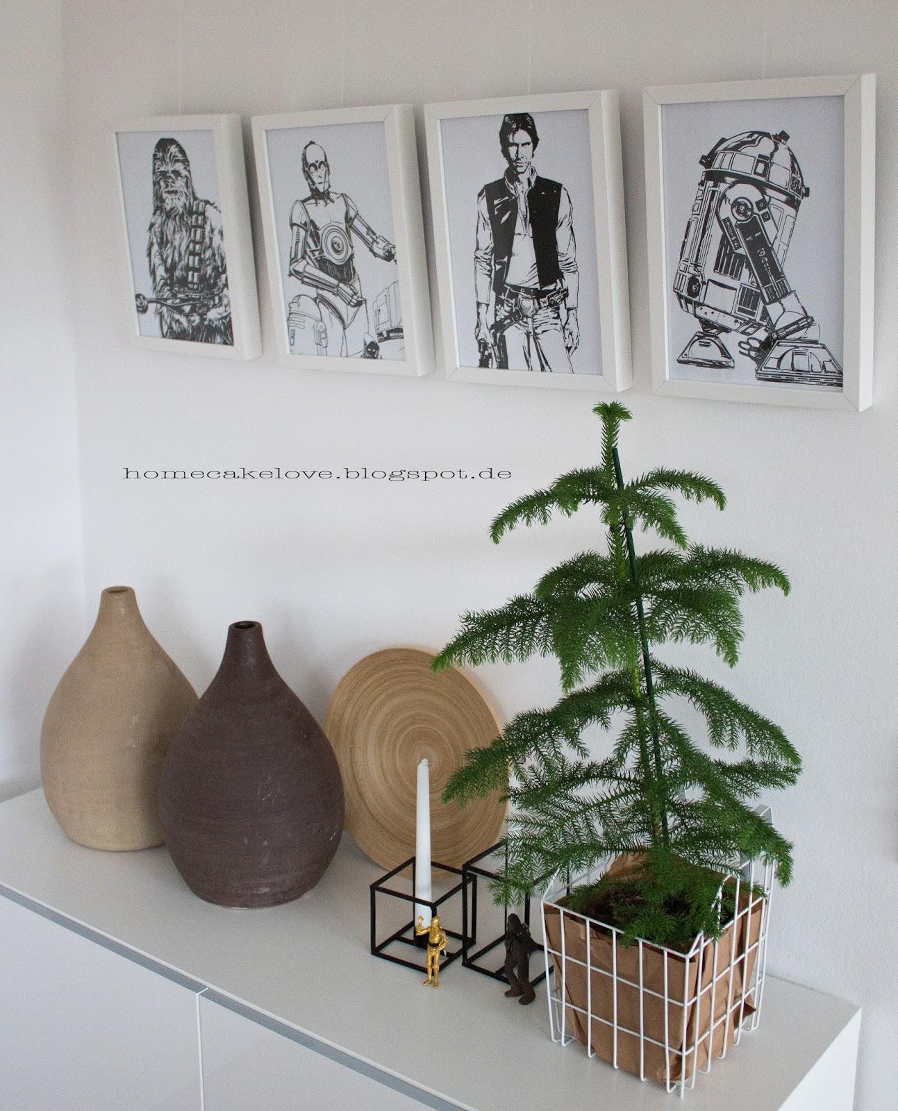 homecakelove star wars m ge die deko mit dir sein. Black Bedroom Furniture Sets. Home Design Ideas
