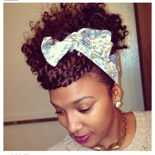 Phenomenal Natural Hairstyle Ideas Perfect For Spring The Feisty House Short Hairstyles Gunalazisus