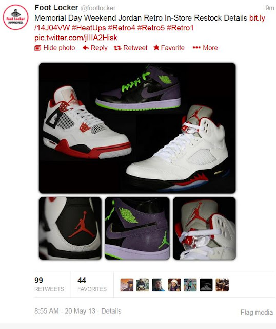 021435683d9091 THE SNEAKER ADDICT  Footlocker Update On WHAT IS   IS NOT Restocking ...
