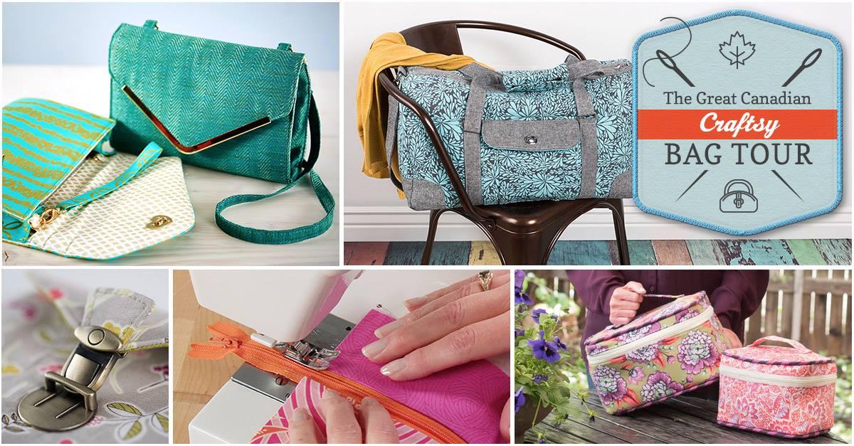 Tangled Blossoms Design: Craftsy Class Review - 20 Essential