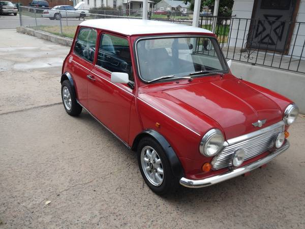 Very Good 1983 Mini Cooper