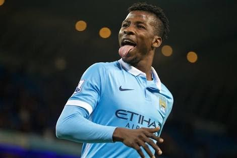 Image result for youngest manchester city player to score in a derby