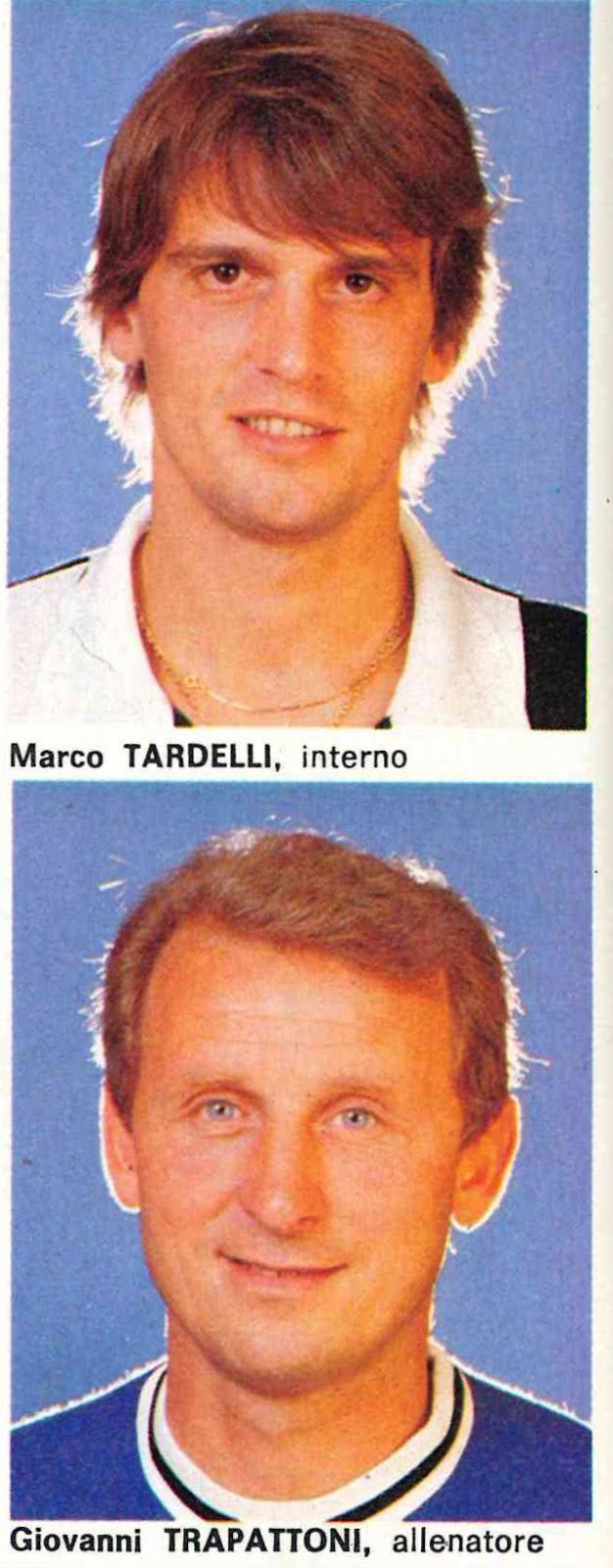 Soccer Nostalgia ce Upon a Time… Part 5 Marco Tardelli The