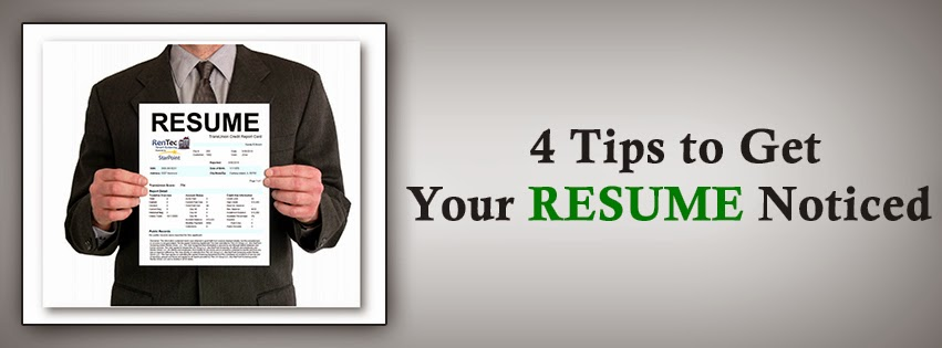 thegongzuo 4 tips to get your resume noticed
