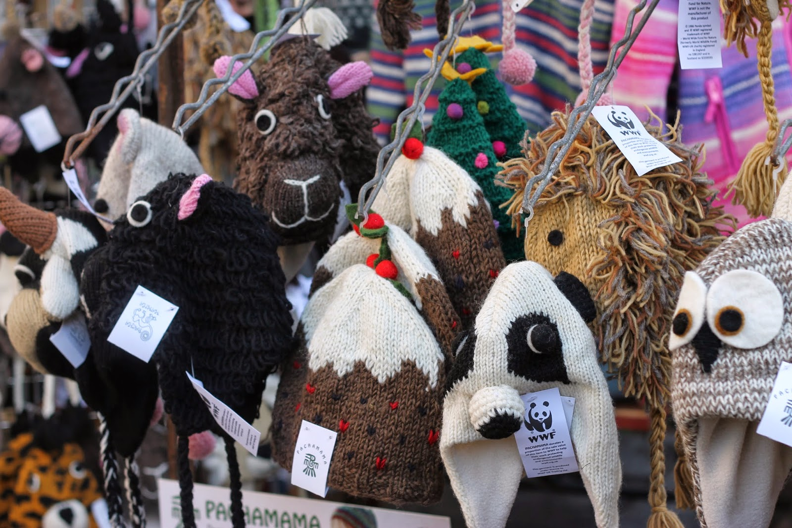 Much Wenlock Christmas market