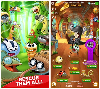 Best Fiends Forever Apk Mod Money