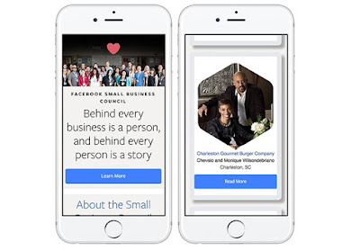 facebook small business council