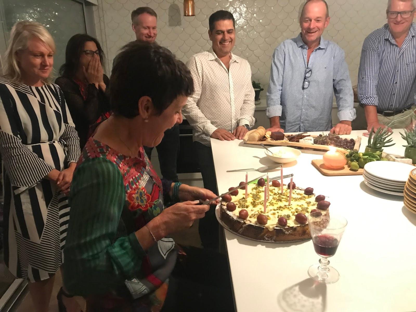 50th Birthday celebrations