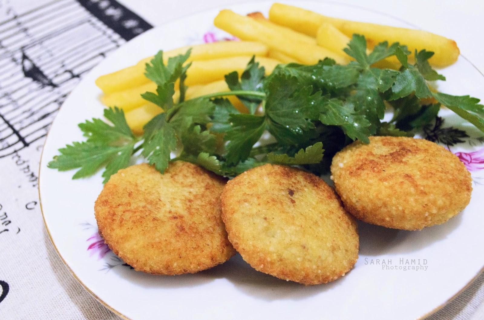 Bulgur kuba with egg arabic food sarah hamid for Arabic cuisine food