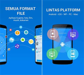 Share It - Aplikasi Transfer File Tercepat