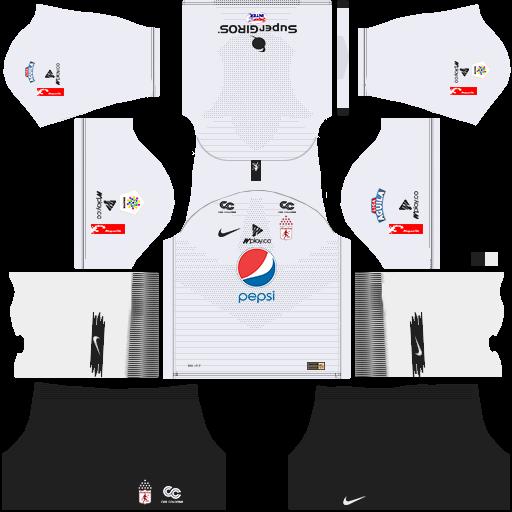 el rincón del dream league  uniformes de américa de cali nike - liga ... 00f8fb321da59