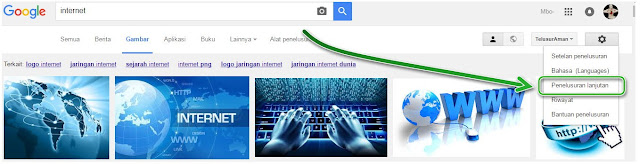 Cara Mengambil Gambar Bebas Hak Cipta Di Internet