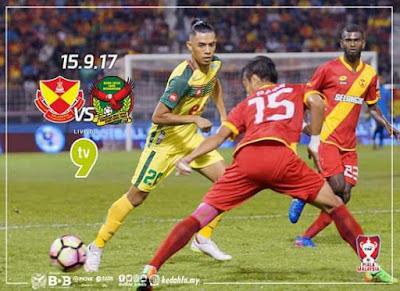 Live Streaming Selangor vs Kedah Suku Akhir Pertama Piala Malaysia 15 September 2017
