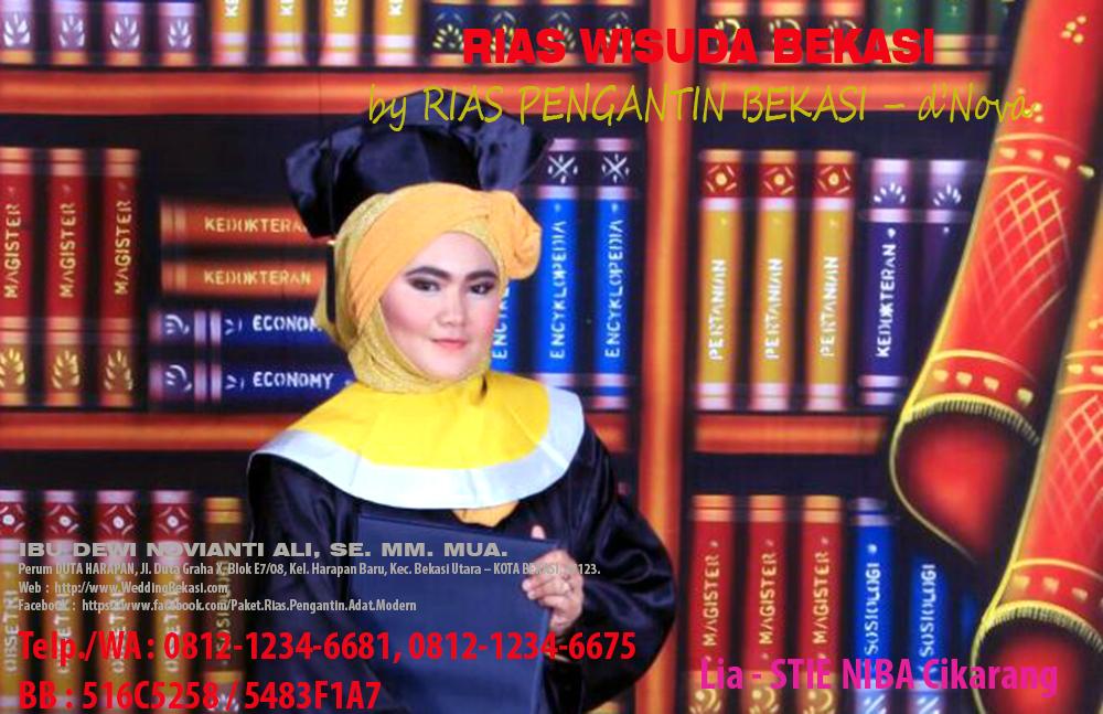 MakeUp Rias Wisuda Bekasi Timur by Rias Wisuda Bekasi dNova (2)