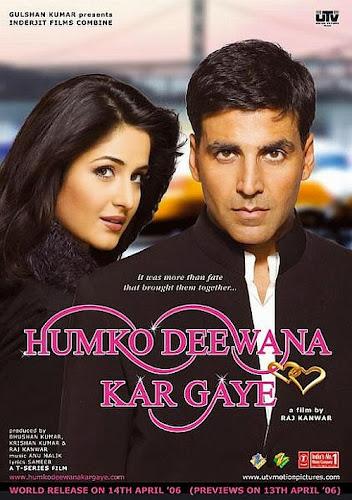 Humko Deewana Kar Gaye (2006) Movie Poster