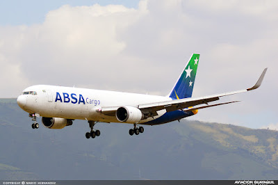ABSA Cargo Quito