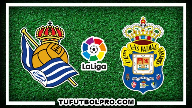 Ver Real Sociedad vs Las Palmas EN VIVO Por Internet Hoy 21 de Septiembre 2016