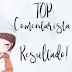 #Resultados: Top Comentarista - Abril + 2ª e 3ª semanas do VEDA