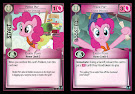 My Little Pony Pinkie Pie, Cruise Director Defenders of Equestria CCG Card
