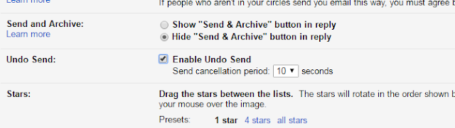 How To Recall Email With Gmail's Unsend Feature