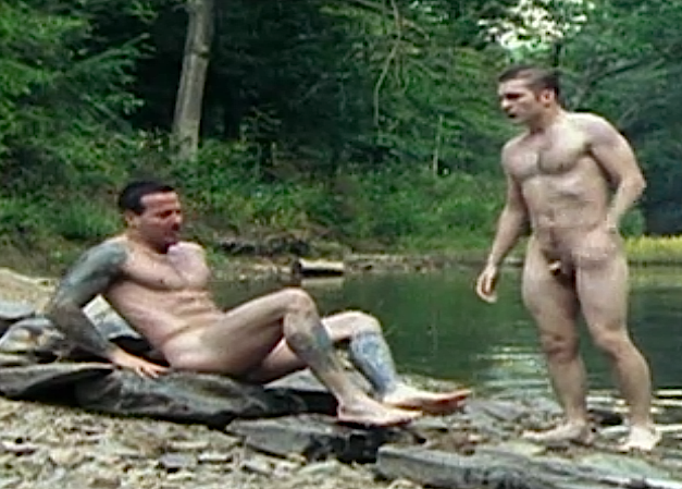 Naked Male In Movies