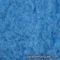 A-02 Césped electrostático 2 mm: Azul claro