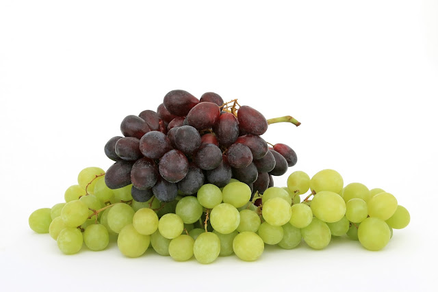 Free food stock photos and high quality images - Fresh Grapes.