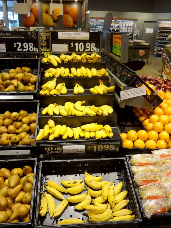 Grocery Shopping Australia