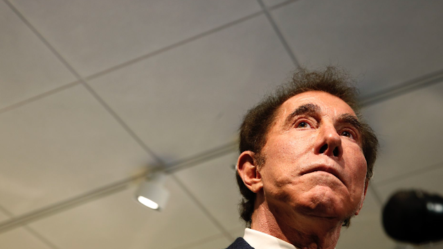 Vegas mogul Steve Wynn accused of forcing manicurist to have sex with him, decades of sexual misconduct