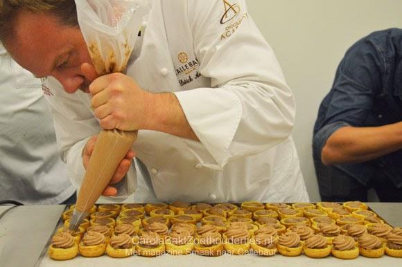 Met Magazine Smaak in Callebaut fabriek