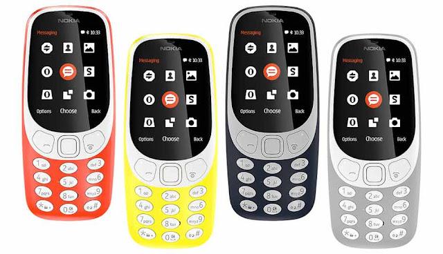 Nokia 3310 4G (2017)