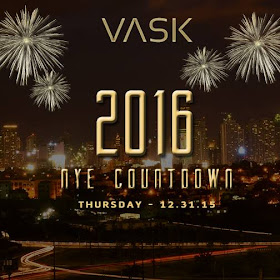 Vask 2016 New Year's Eve Countdown