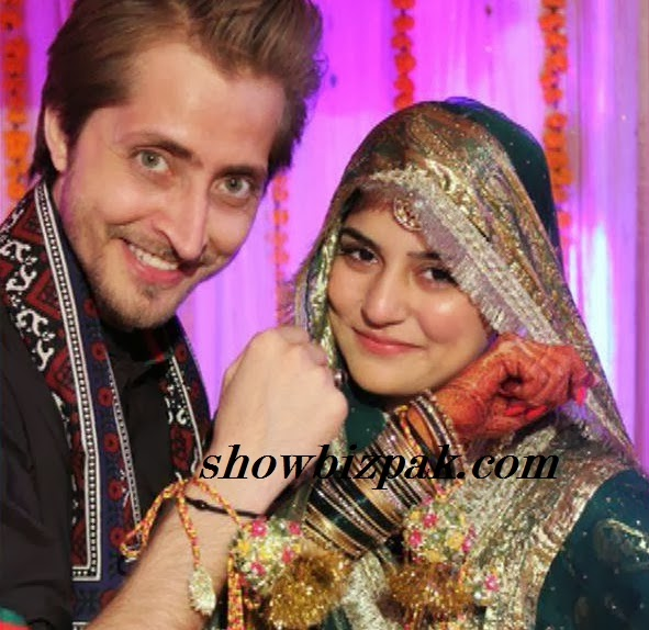 Celebrity Weddings: Mawra Hocane Wedding Pictures