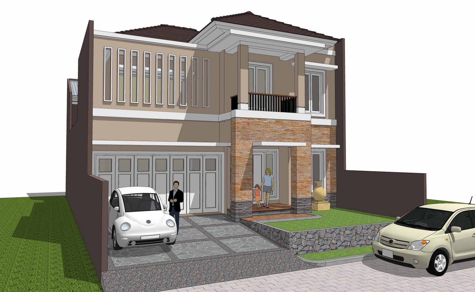 Arsitek Rumah Minimalis Modern Desain Rumah Dan Kos Di Semarang