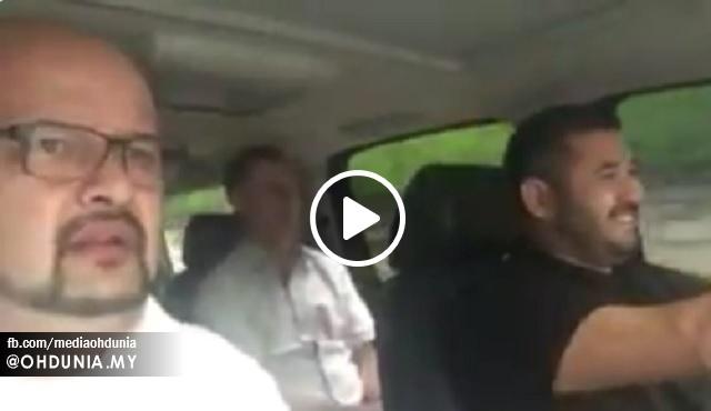 Video Harith Iskander Bersama TMJ Jadi Viral, Lihat Apa Yang Harith Bebelkan