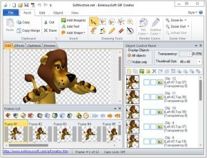EximiousSoft GIF Creator 7.36 Full Version