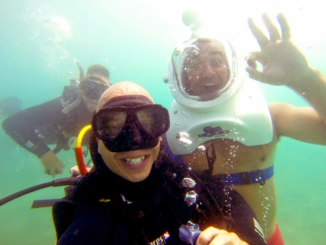 Sea TREK Guide Spain