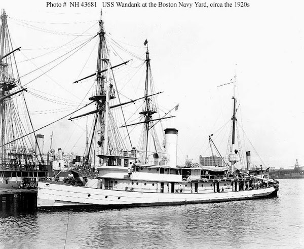 Ship of the Month: USS Wandank