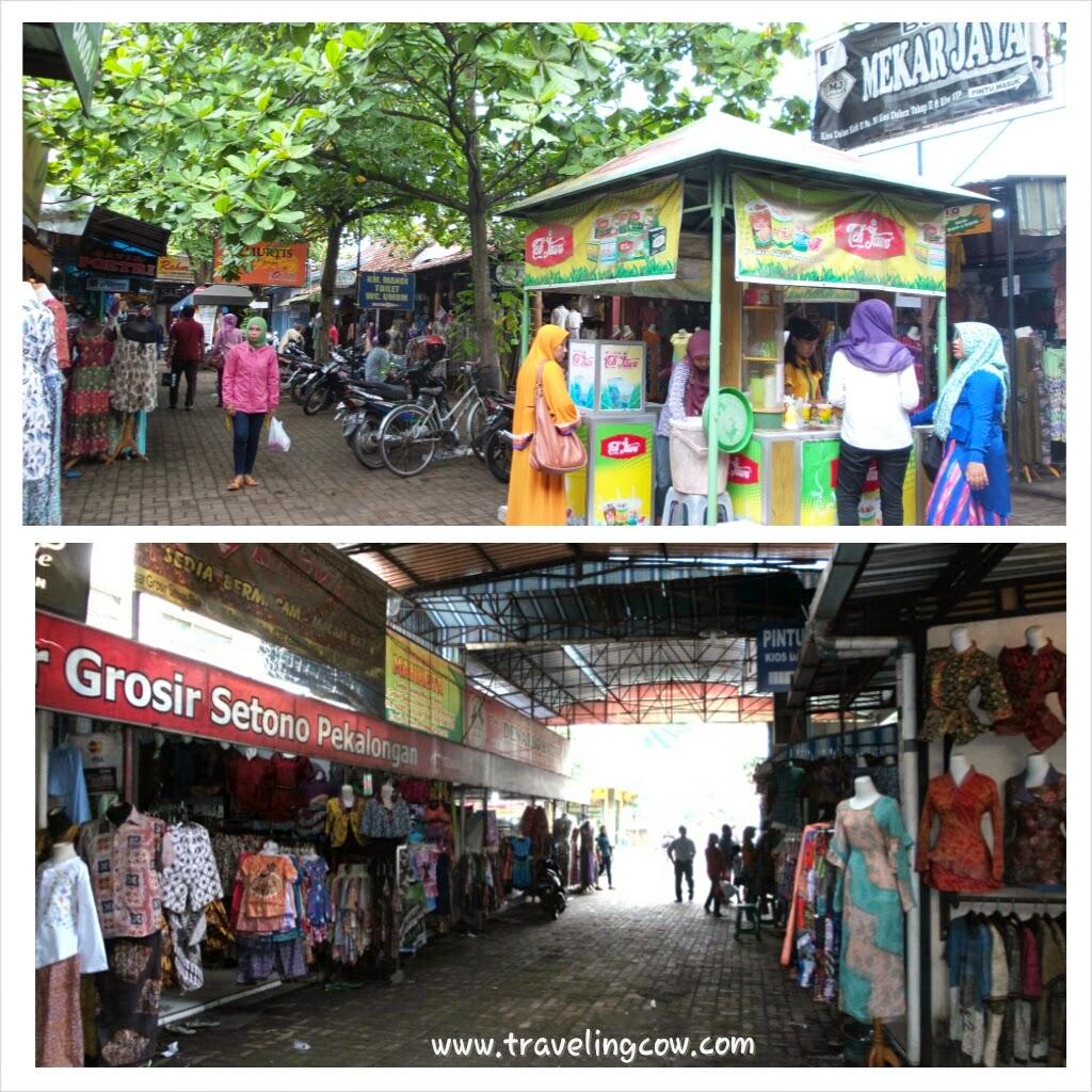 Kita niat banget mulai belanja di Sentra Batik Setono ini dari jam 8 pagi  dong setelah tau dari orang hotel kalo Sentra Batik Setono ini buka dari  jam 8 ... 45d0208609