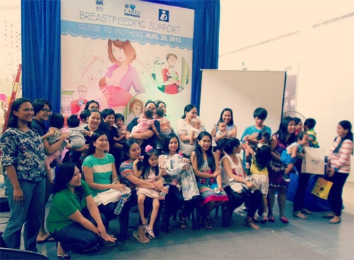 breastfeeding seminar by Abigail Yabut